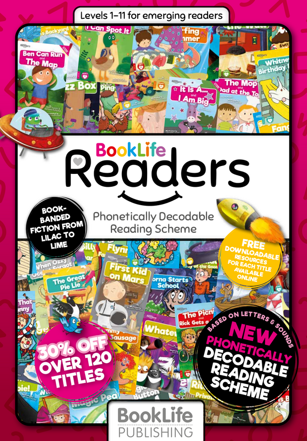BookLife Readers Catalogue (Digital Download Only)