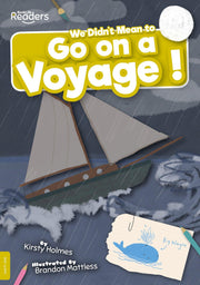 BookLife Readers: We Didn't Mean to Go on a Voyage!