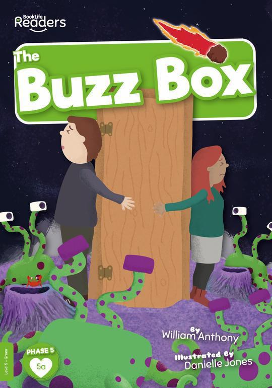 BookLife Readers: The Buzz Box