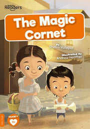 BookLife Readers: The Magic Cornet