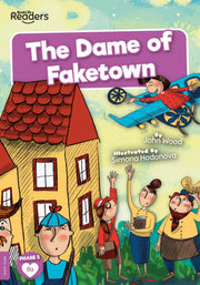 BookLife Readers: The Dame of Faketown