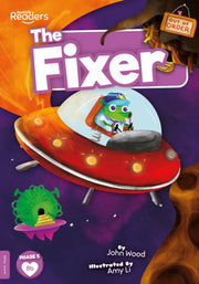 BookLife Readers: The Fixer
