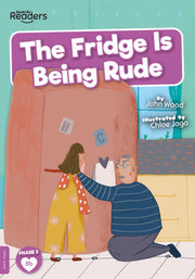 BookLife Readers: The Fridge is Being Rude