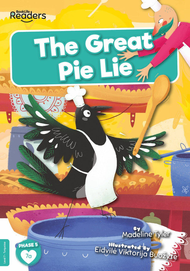 BookLife Readers: The Great Pie Lie