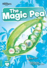 BookLife Readers: The Magic Pea