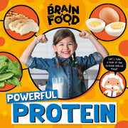 Brain Food: Powerful Protein