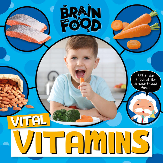 Brain Food: Vital Vitamins