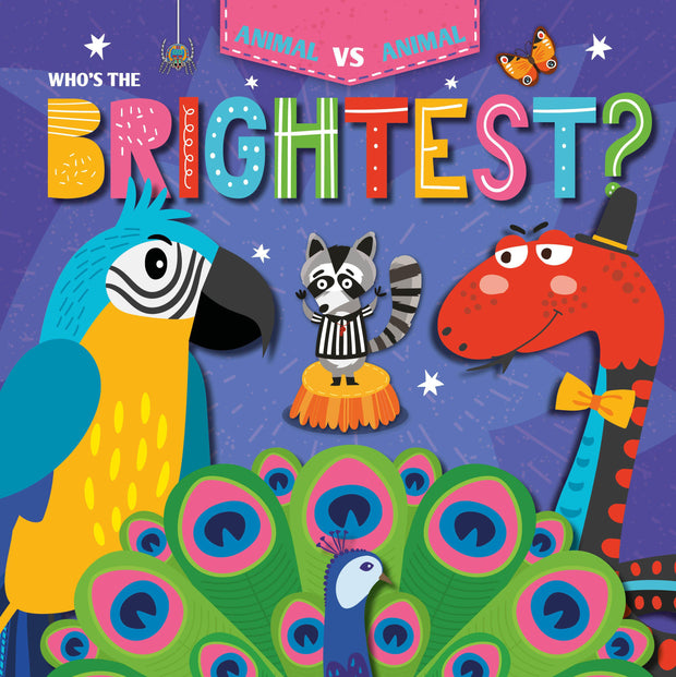 Animal Vs Animal: Who's the Brightest? | Children's Books | Non-Fiction Books | BookLife Publishing Ltd