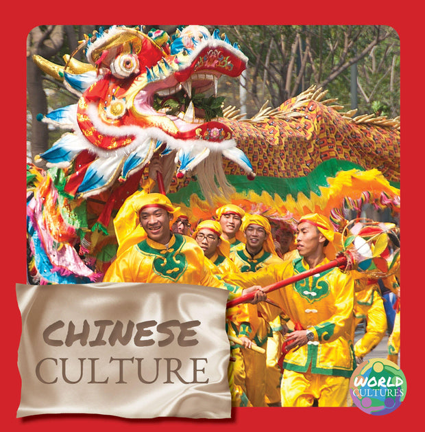 World Cultures: Chinese Culture | Children's Books | Non-Fiction Books | BookLife Publishing Ltd