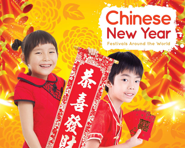 Festivals Around the World: Chinese New Year | Children's Books | Non-Fiction Books | BookLife Publishing Ltd