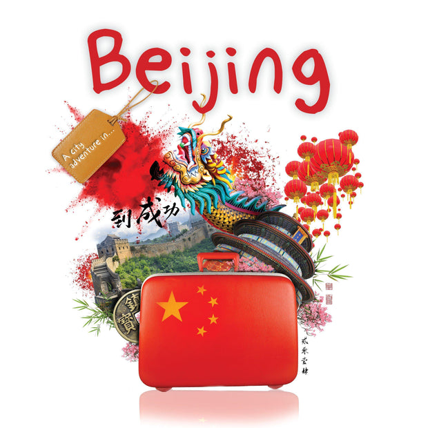 A City Adventure in Beijing | Children's Books | Non-Fiction Books | BookLife Publishing Ltd