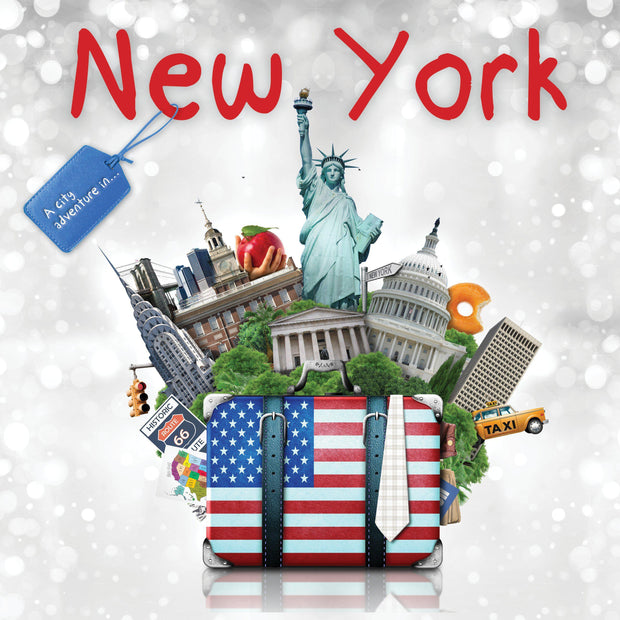A City Adventure in New York | Children's Books | Non-Fiction Books | BookLife Publishing Ltd