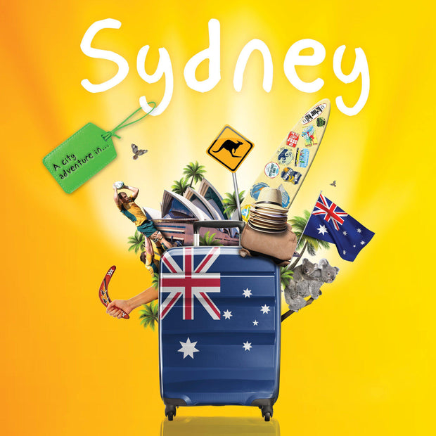 A City Adventure in Sydney | Children's Books | Non-Fiction Books | BookLife Publishing Ltd