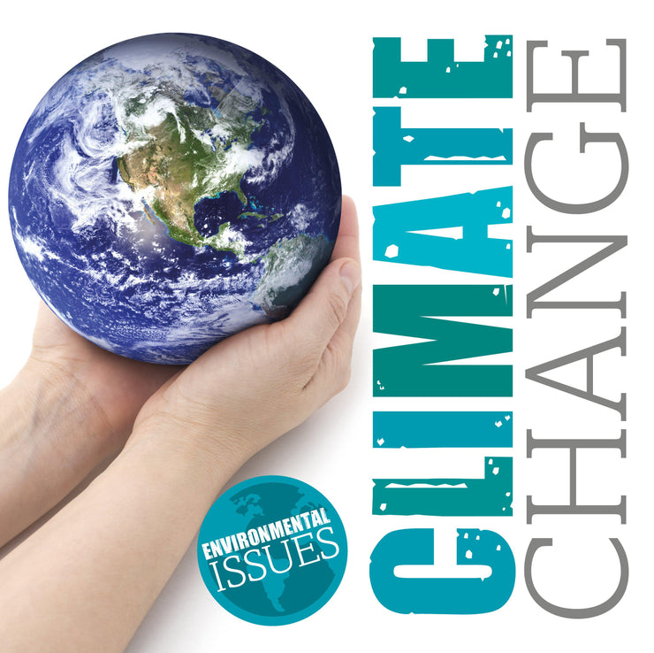 Environmental Issues: Climate Change | Children's Books | Non-Fiction Books | BookLife Publishing Ltd