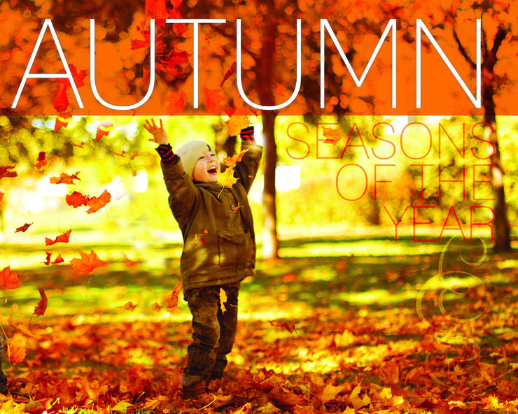 Seasons of the Year: Autumn | Children's Books | Non-Fiction Books | BookLife Publishing Ltd