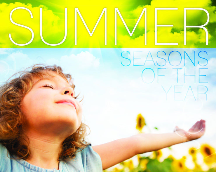 Seasons of the Year: Summer | Children's Books | Non-Fiction Books | BookLife Publishing Ltd