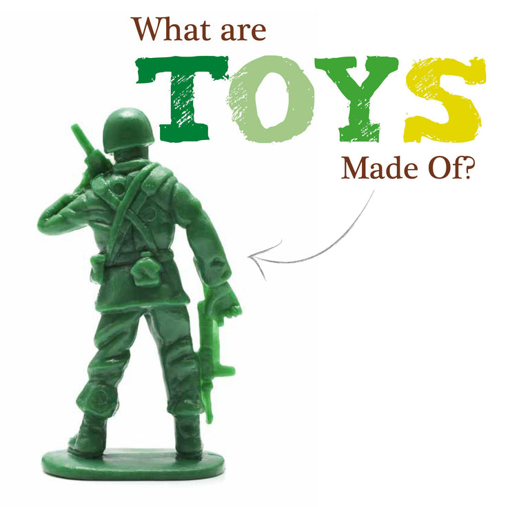 Toys: What are Toys Made of? | Children's Books | Non-Fiction Books | BookLife Publishing Ltd