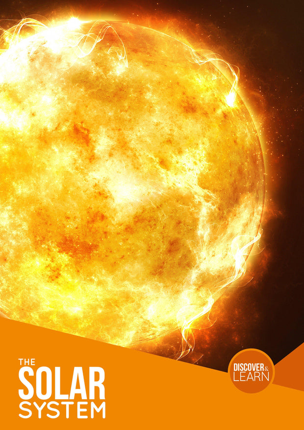 Discover and Learn: Solar System | Children's Books | Non-Fiction Books | BookLife Publishing Ltd