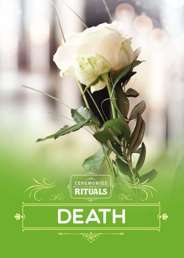 Ceremonies and Rituals: Death | Children's Books | Non-Fiction Books | BookLife Publishing Ltd