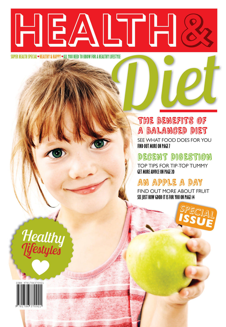 Healthy Lifestyles: Health and Diet | Children's Books | Non-Fiction Books | BookLife Publishing Ltd