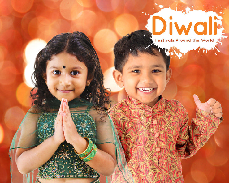 Festivals Around the World: Diwali | Children's Books | Non-Fiction Books | BookLife Publishing Ltd