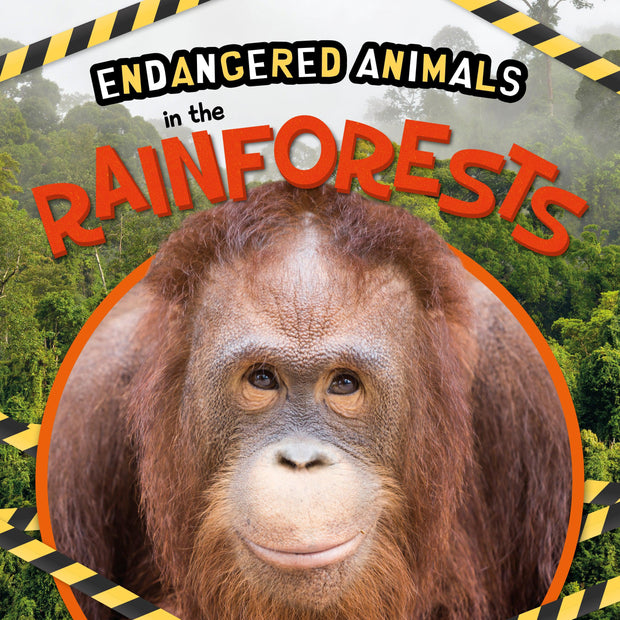 Endangered Animals: In the Rainforests