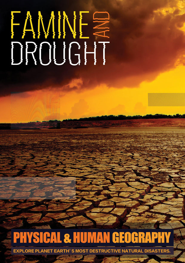 Physical and Human Geography: Famine and Drought | Children's Books | Non-Fiction Books | BookLife Publishing Ltd