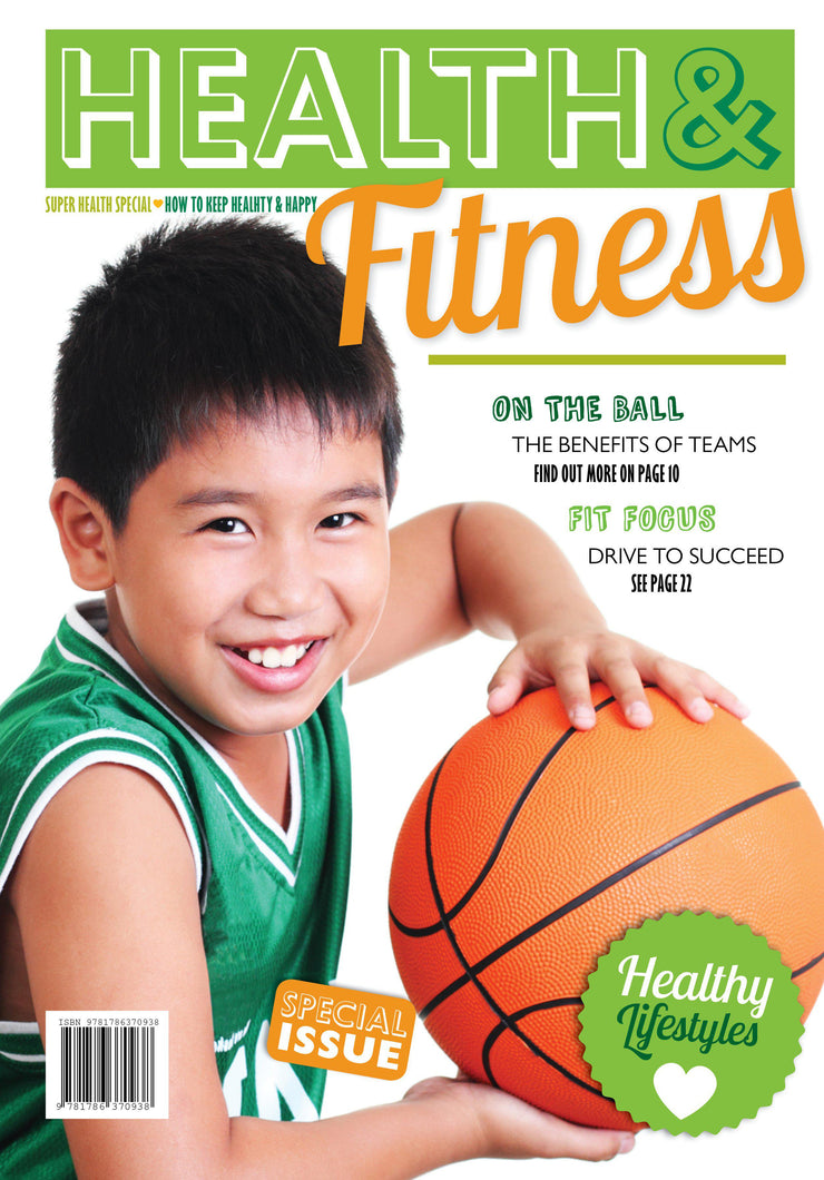 Healthy Lifestyles: Health and Fitness | Children's Books | Non-Fiction Books | BookLife Publishing Ltd