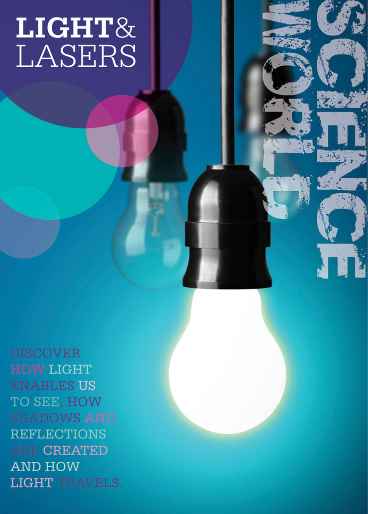 Science World: Light and Lasers | Children's Books | Non-Fiction Books | BookLife Publishing Ltd