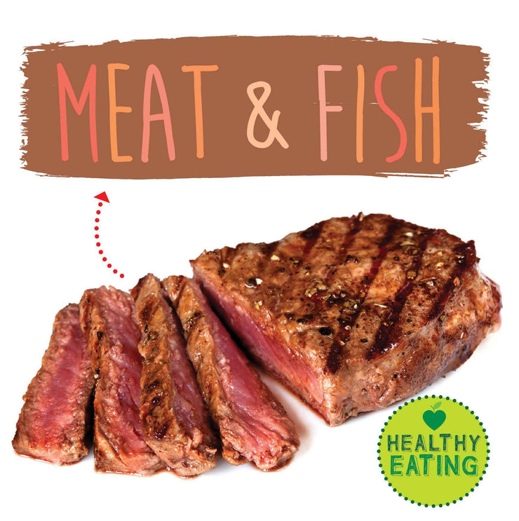 Healthy Eating: Meat and Fish | Children's Books | Non-Fiction Books | BookLife Publishing Ltd