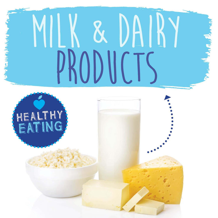 Healthy Eating: Milk and Dairy | Children's Books | Non-Fiction Books | BookLife Publishing Ltd