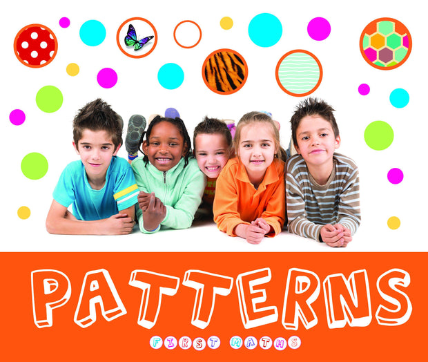 First Maths: Patterns | Children's Books | Non-Fiction Books | BookLife Publishing Ltd