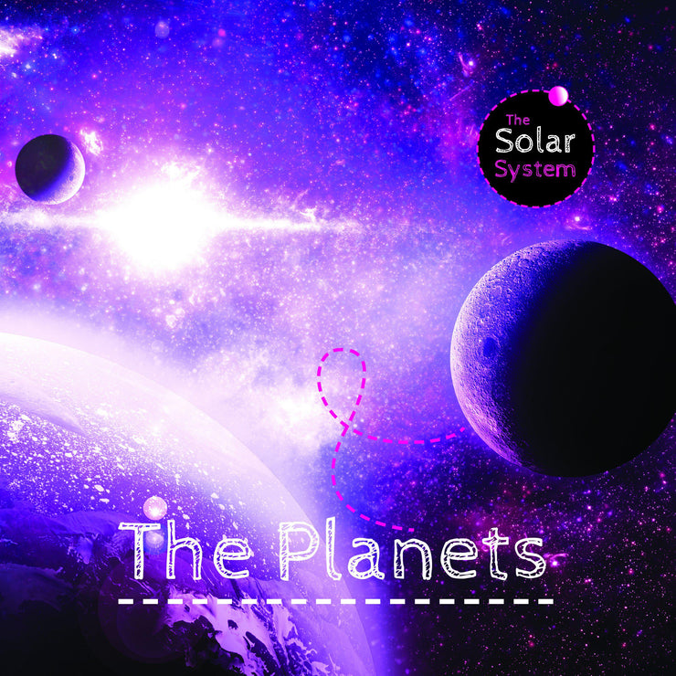 The Solar System: Planets | Children's Books | Non-Fiction Books | BookLife Publishing Ltd