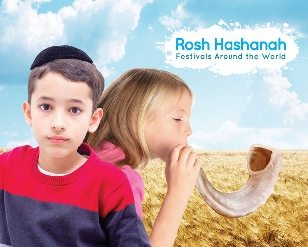 Festivals Around the World: Rosh Hashanah | Children's Books | Non-Fiction Books | BookLife Publishing Ltd