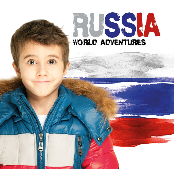 World Adventures: Russia | Children's Books | Non-Fiction Books | BookLife Publishing Ltd