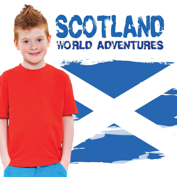 World Adventures: Scotland | Children's Books | Non-Fiction Books | BookLife Publishing Ltd