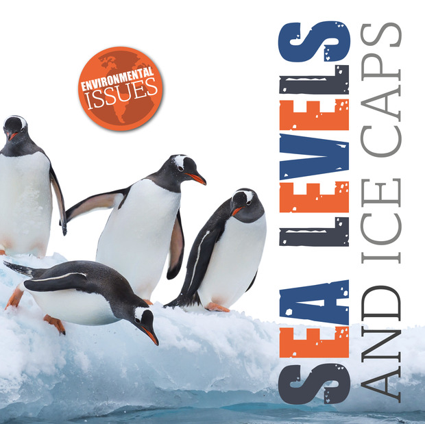 Environmental Issues: Sea Levels and Ice Caps | Children's Books | Non-Fiction Books | BookLife Publishing Ltd