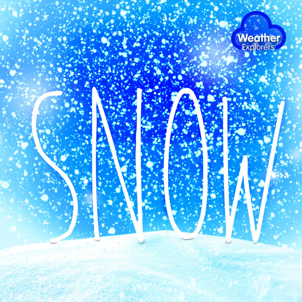 Weather Explorers: Snow | Children's Books | Non-Fiction Books | BookLife Publishing Ltd