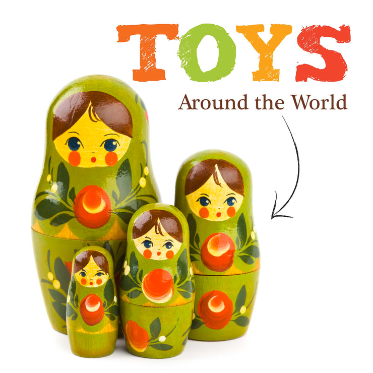 Toys: Toys Around the World | Children's Books | Non-Fiction Books | BookLife Publishing Ltd