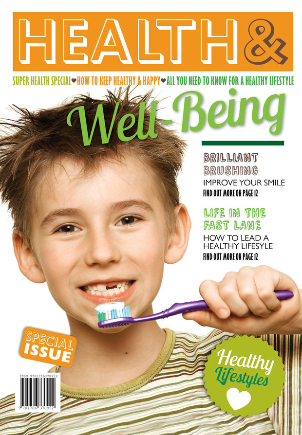 Healthy Lifestyles: Health and Well-Being | Children's Books | Non-Fiction Books | BookLife Publishing Ltd