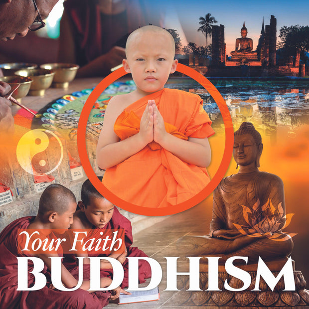 Your Faith: Buddhism | Children's Books | Non-Fiction Books | BookLife Publishing Ltd