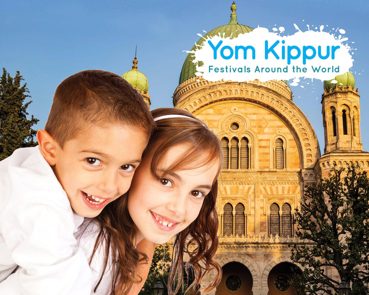 Festivals Around the World: Yom Kippur | Children's Books | Non-Fiction Books | BookLife Publishing Ltd