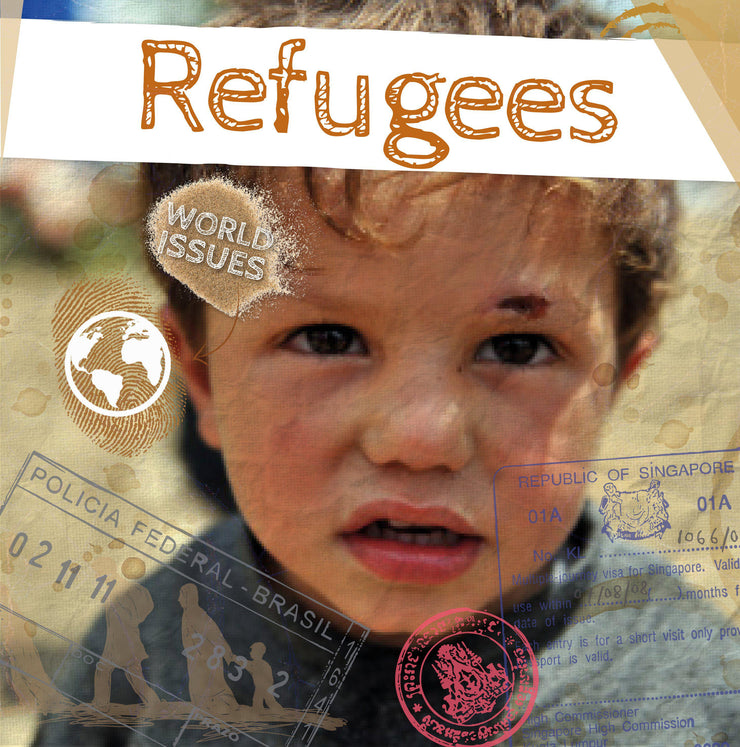 World Issues: Refugees | Children's Books | Non-Fiction Books | BookLife Publishing Ltd