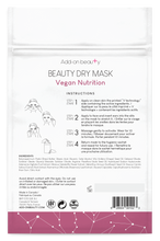 Load image into Gallery viewer, Vegan Nutrition Dry Mask