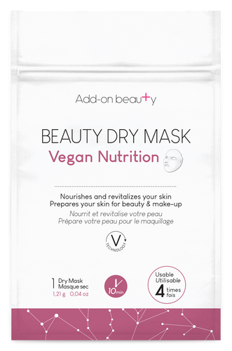 Vegan Nutrition Dry Mask