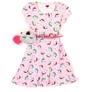 Daisy Unicorn Dress