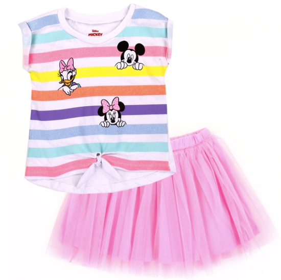 Minnie 2pc Tulle Set