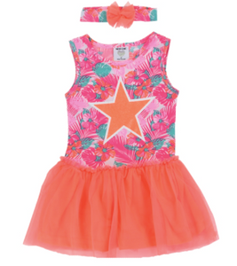 Baby LuLu Tutu Dress W/ Headband