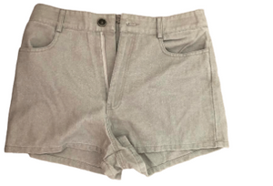 Zuri Taupe Shorts (Juniors)