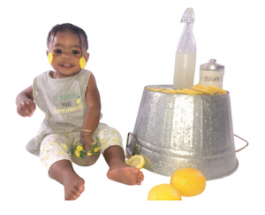 Baby Blooming Lemon 2pc Set